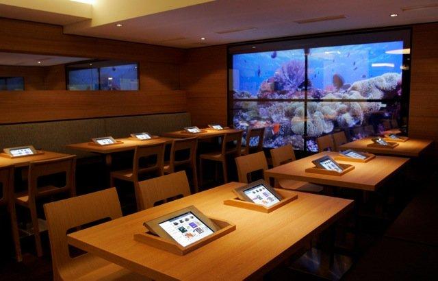 Byte Burger Restaurant: Den Burger mit dem iPad bestellen