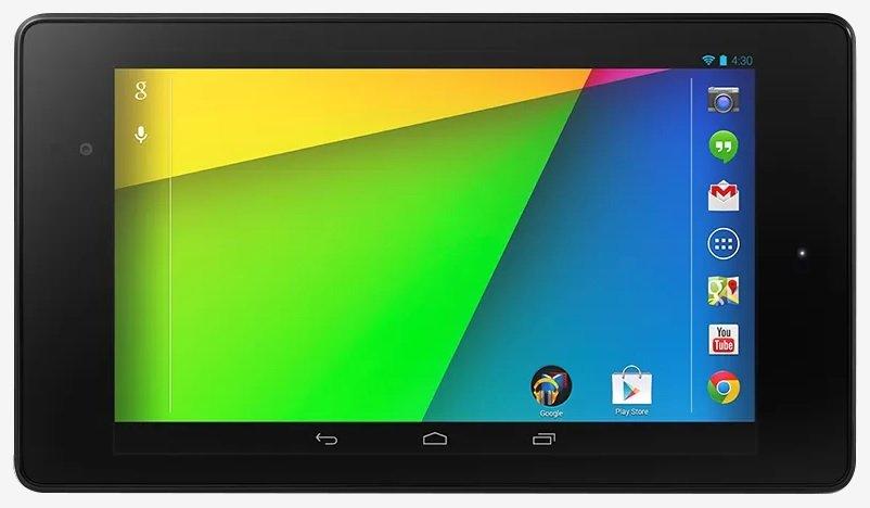 Google ändert technische Angaben: Neues Nexus 7 (2013) in Europa nur mit HSPA+