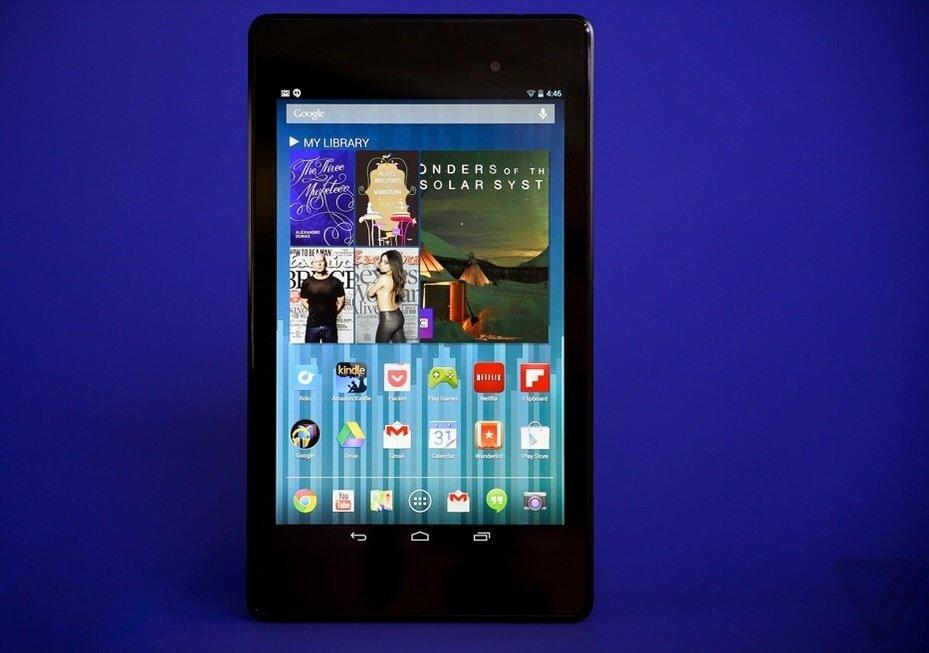 Das neue Nexus 7 (2013) im ersten Test - Das beste Display in einem Tablet