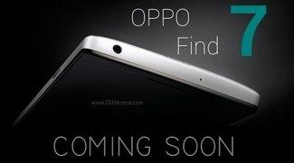 Oppo Find 7 soll mit Snapdragon 800 und FullHD-Display erscheinen