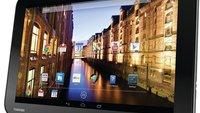 Toshiba Excite Pro - Erstes Tegra 4 Tablet in Deutschland verfügbar
