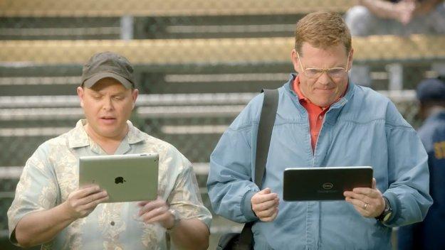 Neuer Windows 8 Tablet Spot verspottet Multitasking-Fähigkeiten des Apple iPad