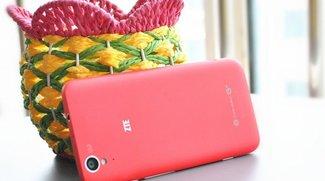 ZTE Geek U988S: 5-Zoll-Device mit Tegra 4 für China Mobile