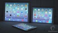 Apple iPad mit 12,9 Zoll soll bereits bei Foxconn getestet werden
