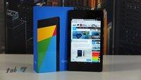 Google beendet Verkauf des Nexus 7 (2013) im Play Store