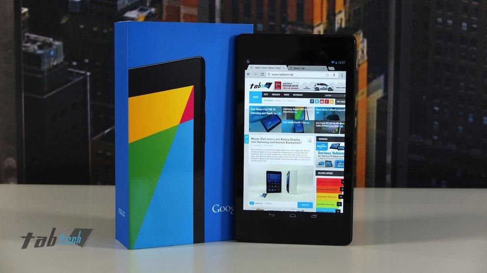 Google Nexus 7 2013: Deutsches Unboxing und erster Eindruck