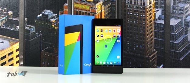 Nexus 7 2012 UMTS &amp&#x3B; 2013 LTE Android 5.0.2 Factory Images veröffentlicht