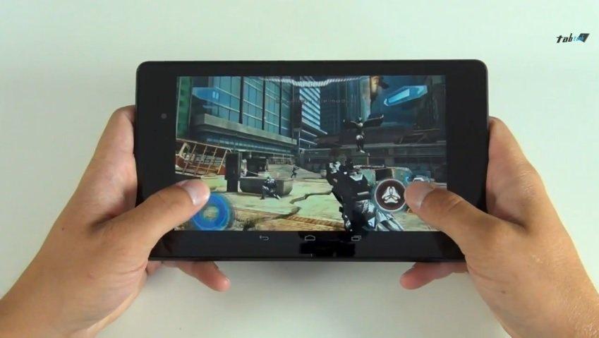 Nexus 7 (2013) Gaming Test
