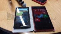 Nokia Lumia 1520: 6 Zoll Full HD Phablet auf erstem Foto
