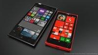 Design-Konzept: So könnte ein Nokia Phablet mit 6-Zoll-Display aussehen