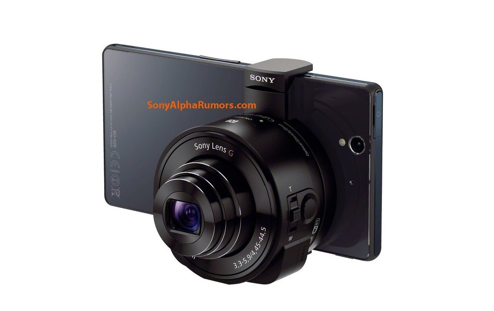 Sony Lens G: Anleitung enthüllt neue Details der Wechselobjektive