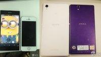 Sony Honami auf neuen Fotos und im Vergleich mit dem iPhone 5 und Xperia Z