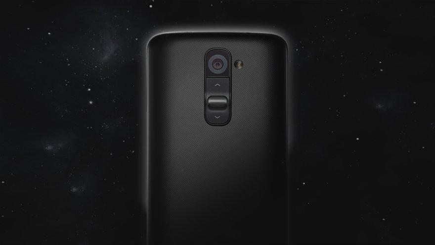 LG G2: Kabelloses Laden nur mit zusätzlichem Cover