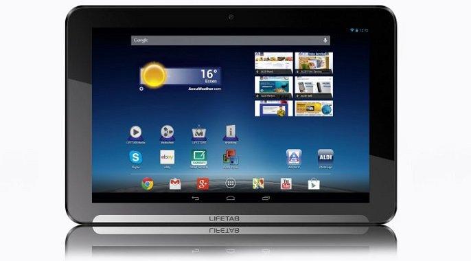 Medion Lifetab E10312 (MD 98486) Tablet ab dem 12.09 für 179€ bei Aldi