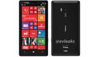 Nokia Lumia 929 mit 5 Zoll großem Full HD Display erwartet