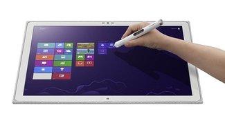 Panasonic Toughpad 4K Windows 8.1 20-Zoll-Tablet kostet über 4.500€