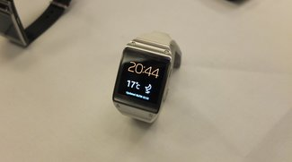 Samsung Galaxy Gear: Funktionen und Hands-On
