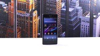 Android 4.3 Updates für das Sony Xperia Z1 &amp&#x3B; Xperia Z Ultra werden verteilt