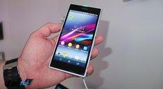 Sony Xperia Z1 kaufen und SmartWatch 2 kostenlos im Berliner Store erhalten
