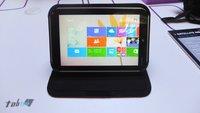 Toshiba Encore mit Windows 8.1 und 8 Zoll in unserem Hands-On Video