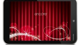 Toshiba Encore: 8 Zoll Windows 8.1 Tablet mit Intel Bay Trail vorgestellt
