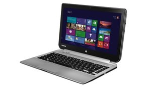 Toshiba Satellite W30Dt: 13,3 Zoll Windows 8.1 Tablet mit Tastatur-Dock
