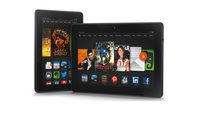 Amazon Kindle Fire HDX Tablets offiziell präsentiert