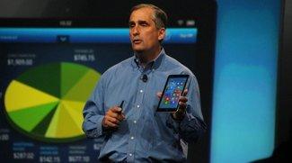 Intel CEO verspricht Tablets für unter 100$ zu Weihnachten