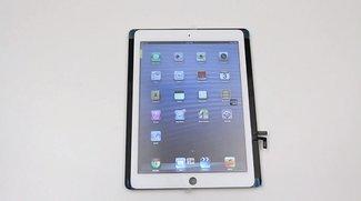 Vergleich: Apple iPad 4 vs. iPad 5 Gehäuse &amp&#x3B; Display