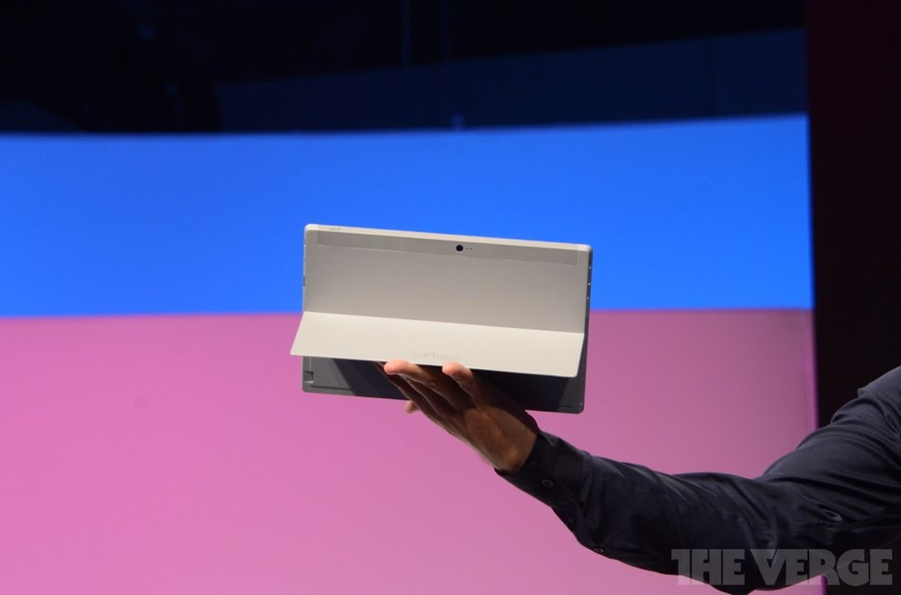 Microsoft Surface 2 mit Windows RT 8.1 offiziell präsentiert