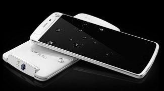 Oppo N1 Mini mit 5 Zoll &amp&#x3B; 8-Kern-Prozessor im Mai erwartet