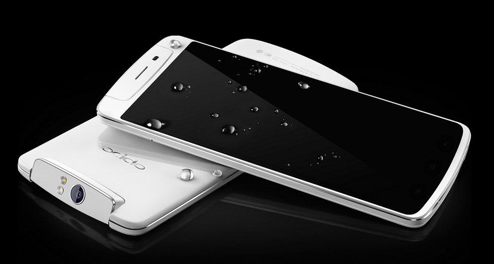 Oppo N1 mit drehbarer Kamera präsentiert
