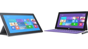Microsoft Surface 2 und Pro 2 in ersten Hands-On Videos