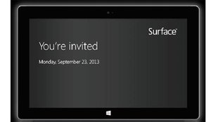 Microsoft Surface 2 Event am 23. September in New York