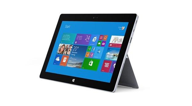 Microsofts neuer Surface 2 Spot - Dünner. Leichter. Schneller.