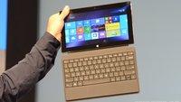 Microsoft Surface Pro 2 offiziell präsentiert