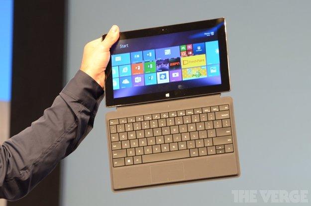 Microsoft: Surface-Umsätze stabil, Office 365 mit 4,4 Millionen Abonnenten