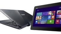ASUS Transformer Book T100 mit 500 GB HDD im Dock ab Ende Oktober in Deutschland