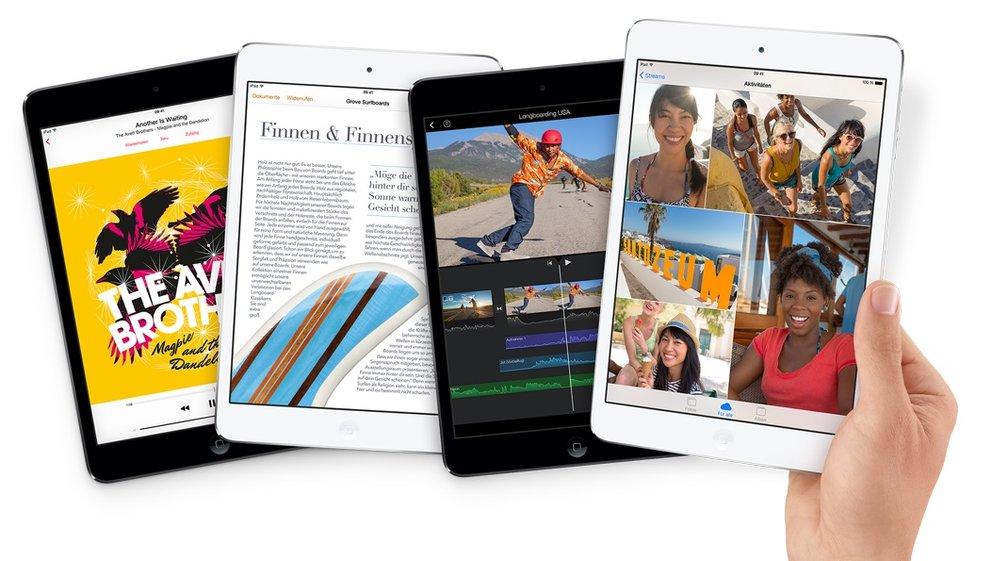 Apple iPad mini mit Retina Display und A7 Prozessor offiziell vorgestellt