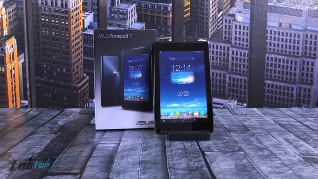 Asus Fonepad 7 im Unboxing und Hands-On Video