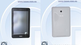Asus K00S: MeMO Pad 7 HD mit UMTS &amp&#x3B; Android 4.3 aufgetaucht