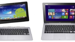 Asus Transformer Book Trio mit Core i7 & Tegra 3 Prozessoren in Japan