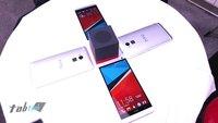 HTC One Max Hands-On Video und im Galaxy Note 3 Vergleich