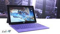 Surface Pro 2 mit stillem Intel Core i5-4300U Prozessor-Upgrade