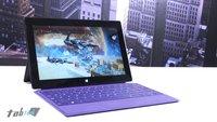 Surface Pro 2 mit stillem Intel Core i5-4300U Prozessor-Upgrade