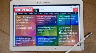 Samsung Galaxy Note 10.1 (2014 Edition) in ersten Testberichten