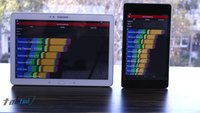 Samsung Galaxy Note 10.1 (2014 Edition) vs. Nexus 7 (2013) Performance-Test