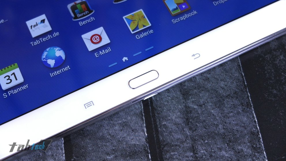 Samsung Galaxy Note 10.1 2014 Home Button