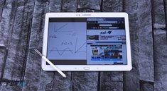Samsung Galaxy Note 10.1 (2014 Edition) Android 4.4.2 KitKat Update wird verteilt