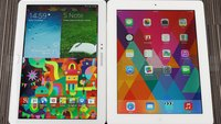 Samsung Galaxy Note 10.1 (2014 Edition) vs. Apple iPad 4 im Video
